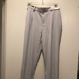 Uniqlo women drape jogger pants